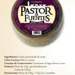 Pastor de Fuentes Oveja Curado